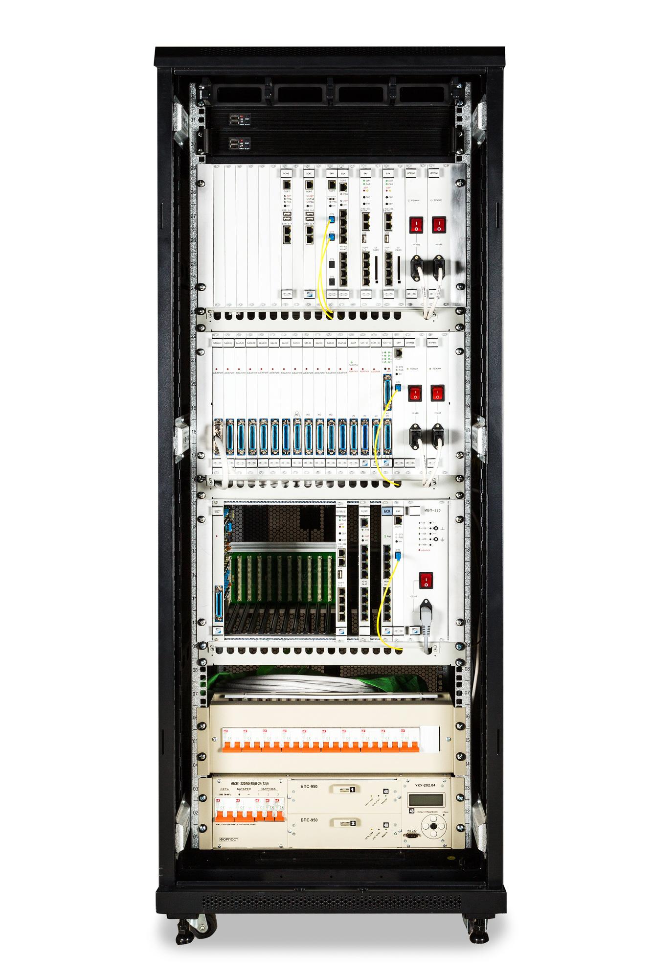 Автоматическая телефонная станция (АТС) «Протон-КА»